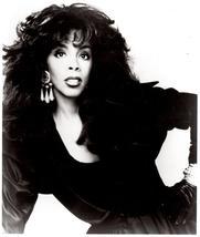 Donna Summer 1 Vintage 8X10 BW Soul Music Memorabilia Photo - $5.99