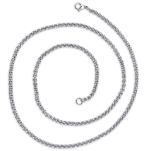 Stainless Steel 3mm Rolo Chain - Assorted Lengths - £31.56 GBP+