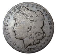 1895S MORGAN SILVER DOLLAR COIN Lot# MZ 2867