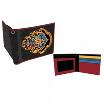 Harry Potter Harry Potter Hogwarts Bi-Fold Wallet *NEW* - $19.99