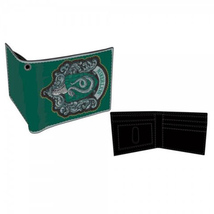 Harry Potter Slytherin Bi-Fold Wallet *NEW* - $19.99
