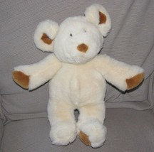 """Vintage Mouse 15"""" Commonwealth Plush Stuffed toy Mouse 1993 EUC Cream/Brown - $59.39"""