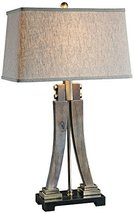 Uttermost Yerevan Distressed Wood Sculptural Table Lamp - $310.20