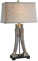 Uttermost Yerevan Distressed Wood Sculptural Table Lamp - $310.20