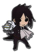 Black Butler Sebastian Iron on Patch GE4312 *NEW* - $7.99