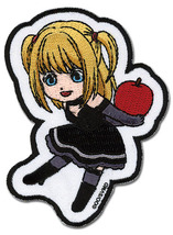 Death Note Chibi Misa Iron on Patch GE7294 *NEW* - $14.99