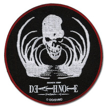 Death Note Skull and Bones Iron on Patch GE4272 *NEW* - $14.99