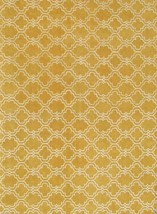 Scroll Tile Lemon Yellow 9' X 12' Handmade  Persian  Style 100% Wool Area Rug - $799.00