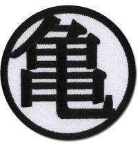 Dragon Ball Z Kame Symbol Iron On Patch GE2169 *NEW* - $14.99