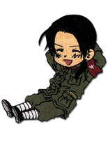 Hetalia China Iron On Patch GE2136 *NEW* - $7.99