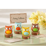 Whooo's the Cutest Baby Owl Place Card Holder Wedding Baby Shower Favor ... - $9.98