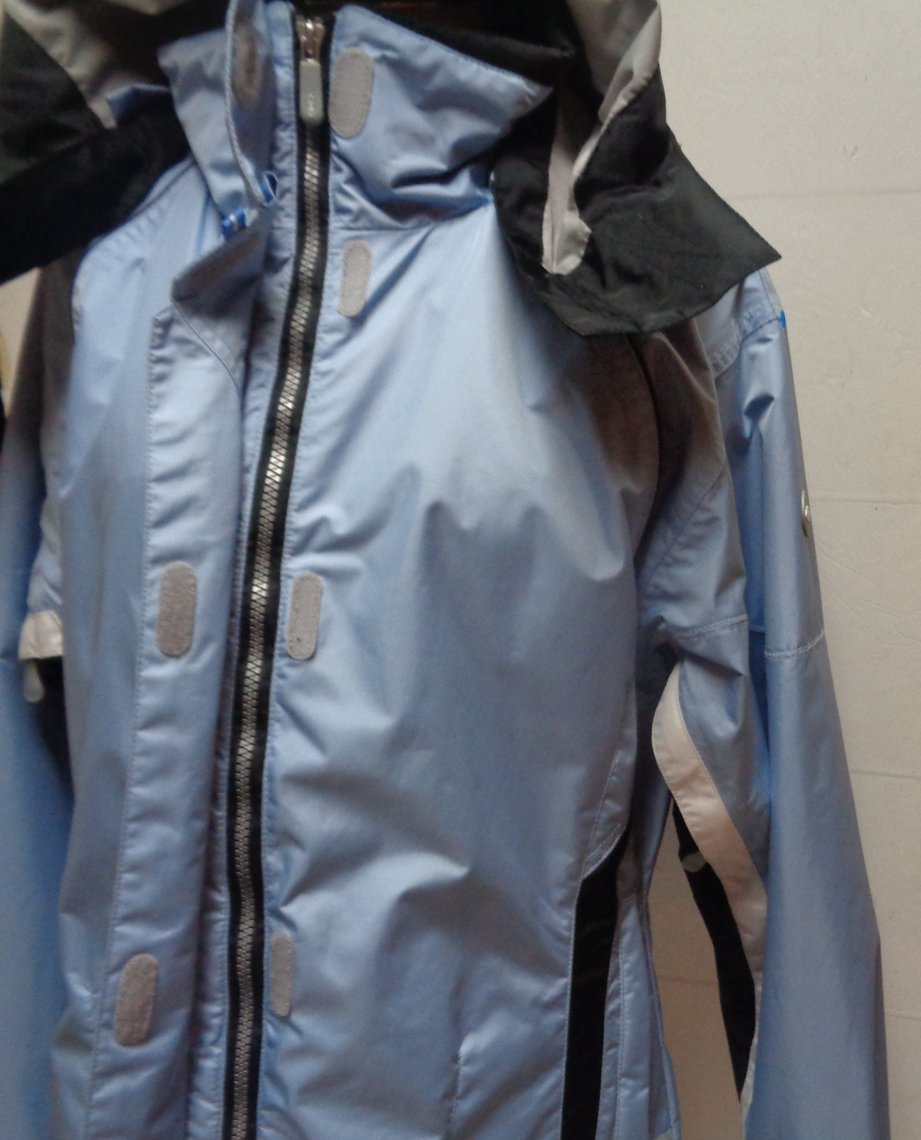 MARKER Baby Blue Extreme Sport Ski Snowboard Jacket Women's SZ 6