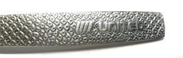 Vintage United Airlines Dinner Fork Logo Airplane Stainless Steel Flatware - $19.37