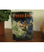 GREEN EYES ROY SNELL MYSTERY STORY FOR GIRLS SERIES HC/DJ 1930 1st EDITION - $64.95