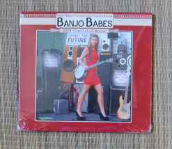 Banjo Babes 2015 CD of Artists! 15 Different Wo... - $12.99
