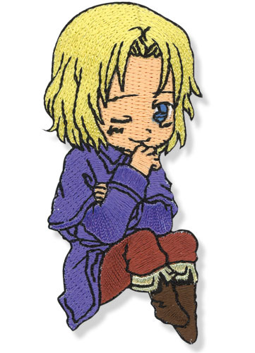 Primary image for Hetalia France Iron On Patch GE2135 *NEW*