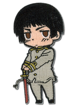 Hetalia Japan Uniform Iron On Patch GE2129 *NEW* - $14.99