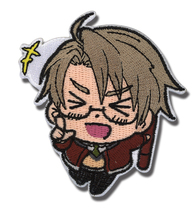 Hetalia World Series America Iron On Patch GE83511 *NEW* - $7.99