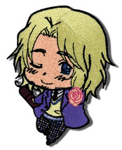 Hetalia Axis Powers France Iron On Patch GE44075 *NEW* - $14.99