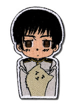 Hetalia Axis Powers Japan Iron On Patch GE44073 *NEW* - $7.99