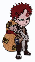Naruto Chibi Gaara Standing Iron On Patch GE7164 *NEW* - $14.99
