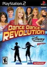 Dance Dance Revolution: Disney Channel Edition - PlayStation 2 [PlayStat... - $4.85