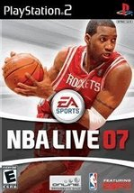 NBA Live 07 - PlayStation 2 [PlayStation2] - $4.85