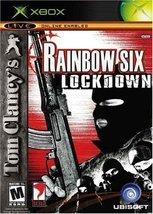 Tom Clancy's Rainbow Six Lockdown - Xbox [Xbox] - $4.85
