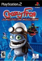 Crazy Frog Arcade Racer - PlayStation 2 [PlayStation2] - $4.85
