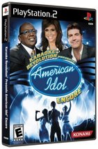 Karaoke Revolution Presents: American Idol Encore - PlayStation 2 [PlayS... - $4.85