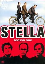 (Used) Stella: Season 1 DVD / Case / Artwork / Slip Box - $6.50