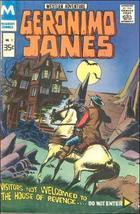 Charlton Geronimo Jones #7 Vg/Fn Modern Variant - $0.99