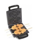 Disney Waffle Maker Mickey Mouse Ears Breakfast Vintage Kitchen Free Shi... - $88.49 CAD