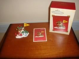 Hallmark 2003 Gopher Par Ornament - $10.49