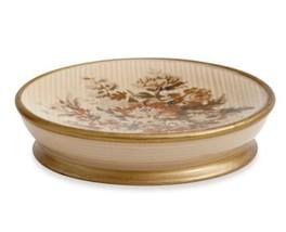 Croscill Normandy Soap Dish~ Opulent Textured F... - $15.82
