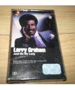 Larry Graham Just Be My Lady Cassette - $6.29