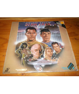 Star Trek TV Series The Cage #106 Laserdisc  LD Pilot Episode - $9.99