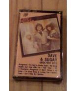 Dave & Sugar Greatest Hits Cassette New Sealed RCA 5972-R - $3.99