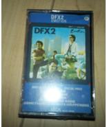 DFX2- Emotion- five-track mini tape- SEALED - $3.99