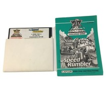 Captain Commando Challenger Series : Speed Rumbler Capcom Game Commodore... - $99.29 CAD