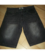 Mens Avirex Denim Shorts Size 38 - $12.99