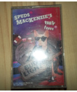 Spuds Mackenzie's Party Faves USA Cassette Tape - $5.19