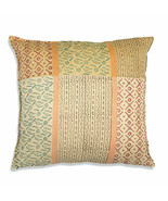 Farmhouse SIENNA COTTON EURO THROW PILLOW Country Southwestern Style Cus... - £33.70 GBP