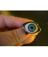 HAUNTED EYE OF PROTECTION SIZE 8 FREE WITH A PURCHASE OF $100.00 DOLLARS - $0.00