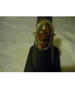 HAUNTED MALE  BLACK DRAGON PROTITIVE AND LOYAL  RING SIZE 6.5 - $225.00