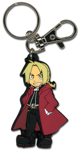 Primary image for FullMetal Alchemist Brotherhood Chibi Ed Key Chain GE4963 *NEW*