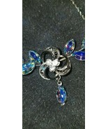 1952 Vintage AMLEE Swarovski Crystal Necklace signed by designer! - $338.58
