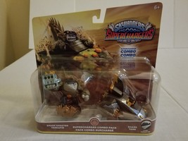 Shark Shooter Terrafin And Shark Tank Skylanders Combo Pack Brand New - $13.85