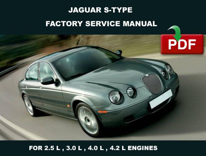 Jaguar x Type Workshop Manual