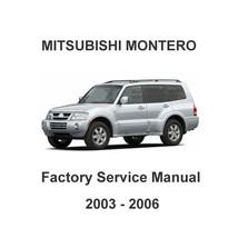 __57_thumb200 2003 2006 mitsubishi montero factory service and 50 similar items  at crackthecode.co